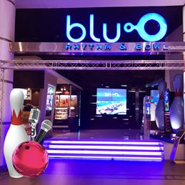 Blu-O Rhythm & Bowl สยามพารากอน ชั้น 5