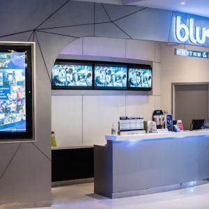 Blu-O Rhythm & Bowl เมเจอร์ ซีนีเพล็กซ์ รังสิต ชั้น 2