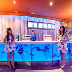 Blu-O Rhythm & Bowl เมเจอร์ ซีนีเพล็กซ์ รัชโยธิน ชั้น 4